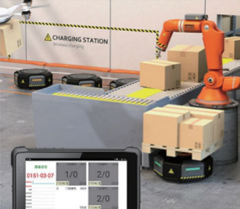 Logistics Robot Mobile Solution