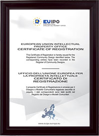 European Union Appearance Patent