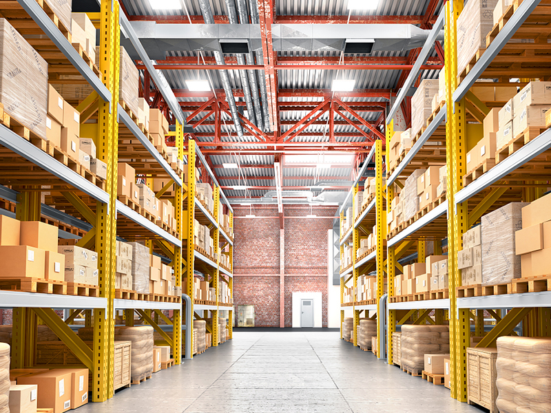 Warehouse & Logistics Industry