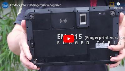 Emdoor Info. Q15 Fingerprint Recognized