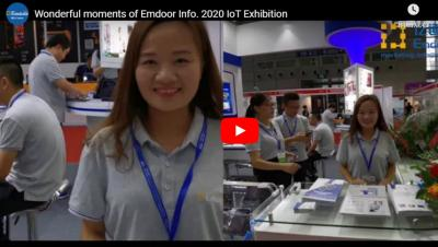 Wonderful Moments Of Emdoor Info. 2020 Iot Exhibition