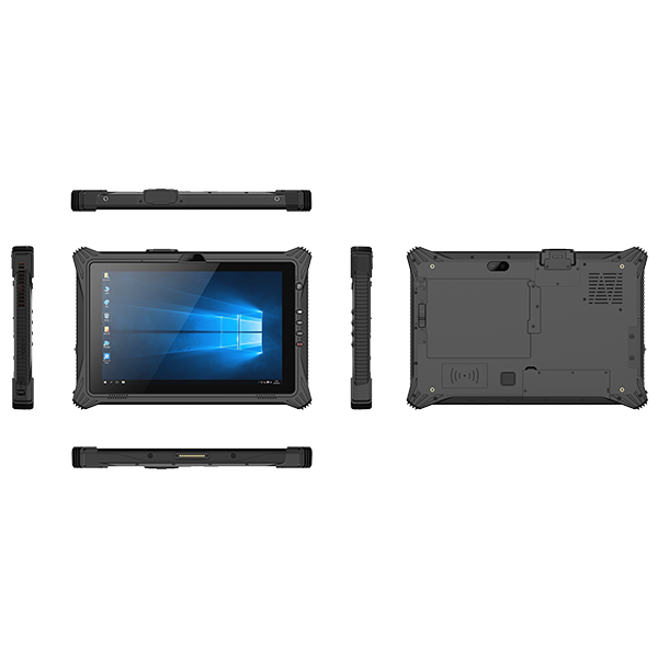 10'' Intel: EM-I10U Rugged Tablet