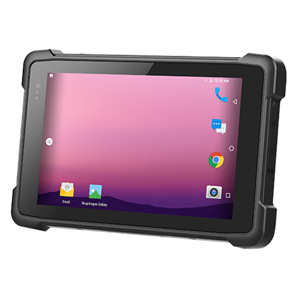 8'' Android: EM-Q81 Android 9.0 Rugged Tablet